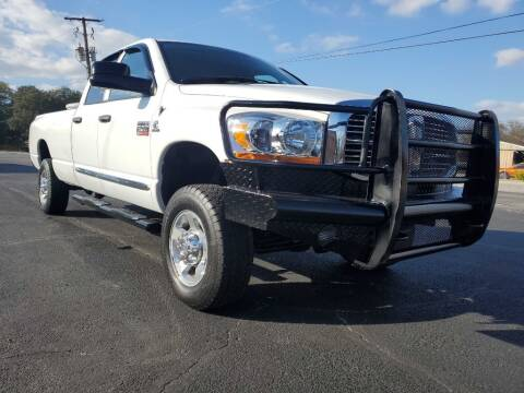 2008 Dodge Ram Pickup 2500 for sale at Thornhill Motor Company in Lake Worth TX