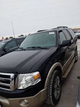 2007 Ford Expedition for sale at WB Auto Sales LLC in Barnum MN