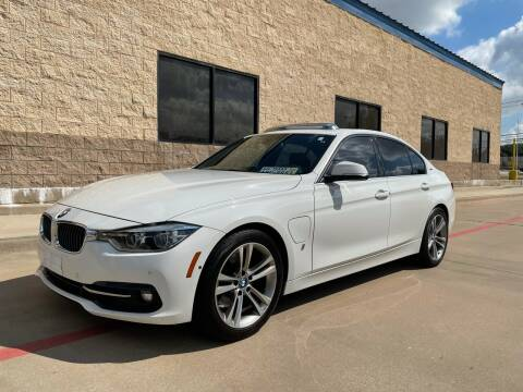 2017 BMW 3 Series for sale at Dream Lane Motors in Euless TX
