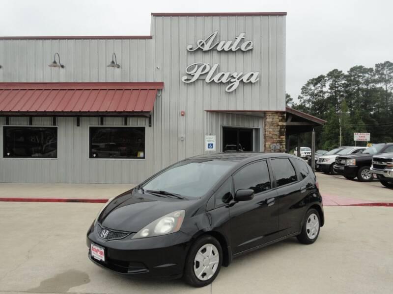 2013 Honda Fit for sale at Grantz Auto Plaza LLC in Lumberton TX