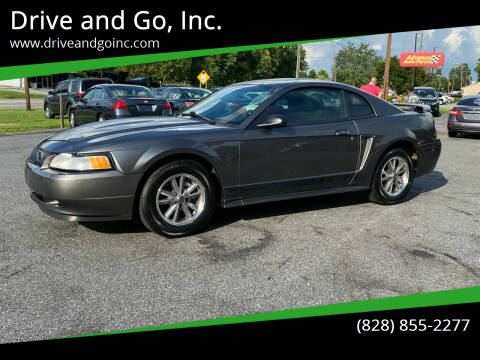 2004 Ford Mustang for sale at Drive and Go, Inc. in Hickory NC