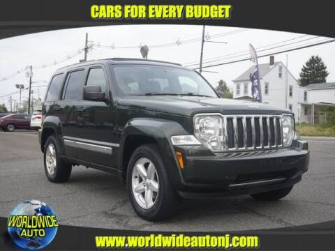 2011 Jeep Liberty for sale at Worldwide Auto in Hamilton NJ