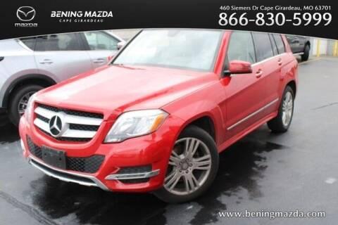 2014 Mercedes-Benz GLK for sale at Bening Mazda in Cape Girardeau MO