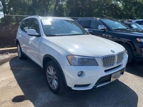 2014 BMW X3 for sale at Allen Turner Hyundai in Pensacola FL