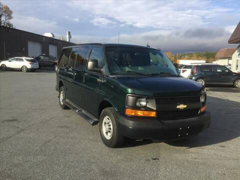 2015 Chevrolet Express Passenger for sale at SHAKER VALLEY AUTO SALES in Enfield NH