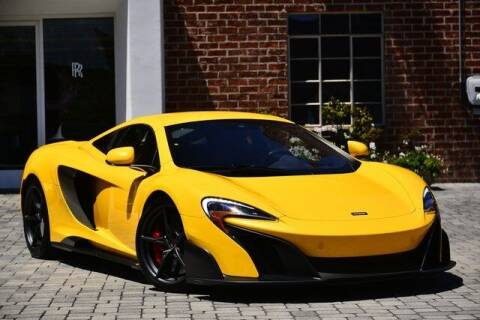 2016 McLaren 675LT for sale at O'Gara Coach McLaren Beverly Hills in Beverly Hills CA