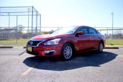 2012 Nissan Altima for sale at MEGA MOTORS in South Houston TX