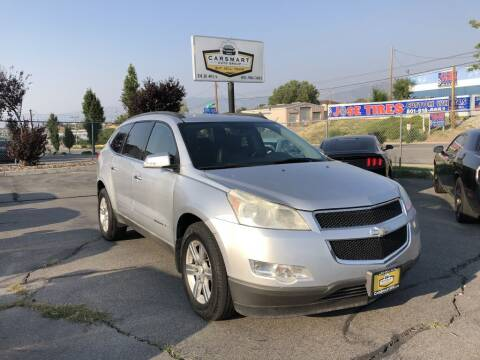 2009 Chevrolet Traverse for sale at CarSmart Auto Group in Murray UT