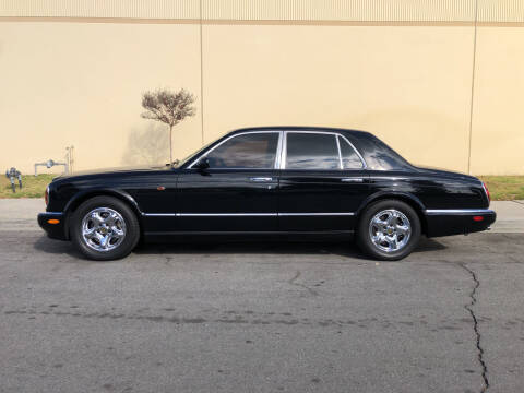 1999 Bentley Arnage for sale at HIGH-LINE MOTOR SPORTS in Brea CA