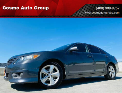 2011 Toyota Camry for sale at Cosmo Auto Group in San Jose CA
