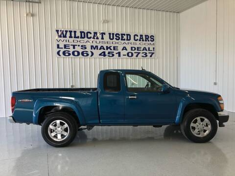 2012 GMC Canyon for sale at Wildcat Used Cars in Somerset KY