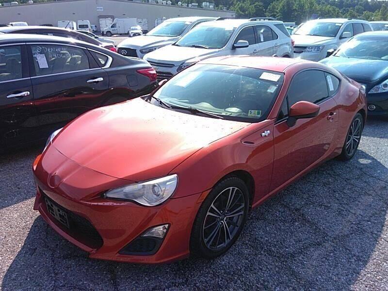 2013 Scion FR-S for sale at Key & V Auto Sales in Philadelphia PA