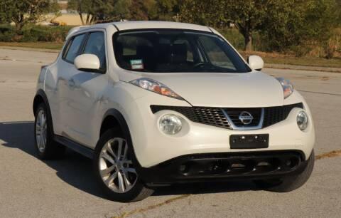 2014 Nissan JUKE for sale at Big O Auto LLC in Omaha NE