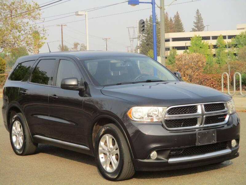 2012 Dodge Durango for sale at General Auto Sales Corp in Sacramento CA