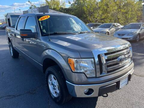 2012 Ford F-150 for sale at LexTown Motors in Lexington KY