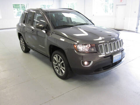 2015 Jeep Compass for sale at Brick Street Motors in Adel IA