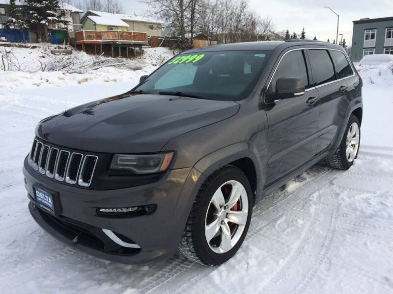 2014 Jeep Grand Cherokee for sale at Delta Car Connection LLC in Anchorage AK