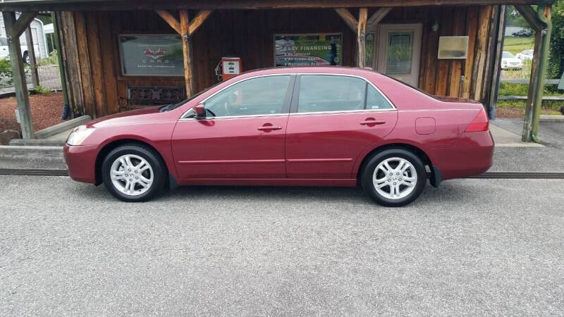 2006 Honda Accord for sale at Hobson Performance Cars in East Bend NC