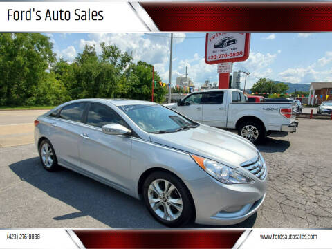 2011 Hyundai Sonata for sale at Ford's Auto Sales in Kingsport TN