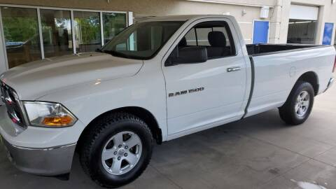2011 RAM Ram Pickup 1500 for sale at City Auto Sales in La Crosse WI