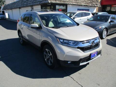 2017 Honda CR-V for sale at Autobahn Motors Corp in Bountiful UT
