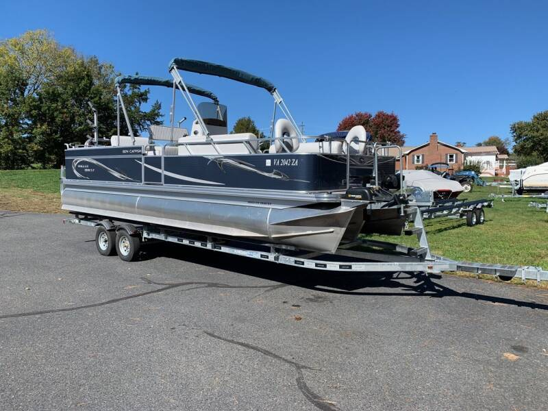 2019 Apex Angler Qwest 824 Catfish for sale at Performance Boats in Spotsylvania VA