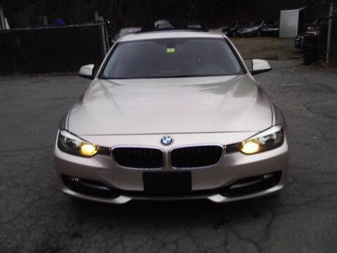 2014 BMW 3 Series for sale at ALAN SCOTT AUTO REPAIR in Brattleboro VT