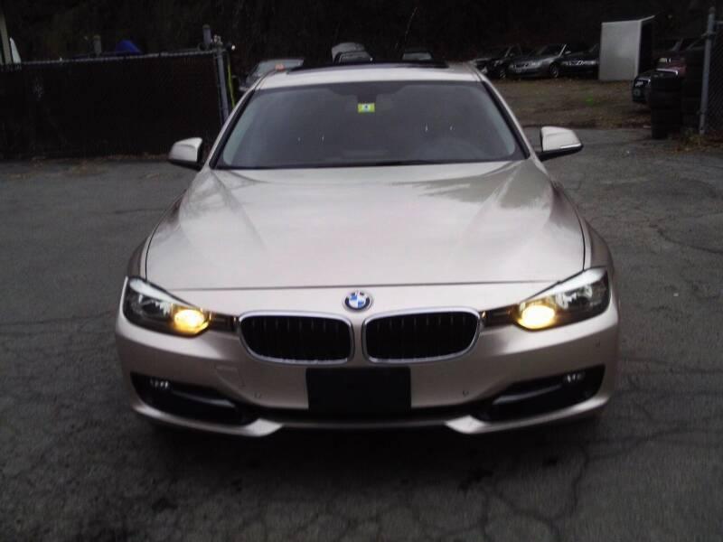 2014 BMW 3 Series for sale at ALAN SCOTT AUTO REPAIR in Brattleboro VT