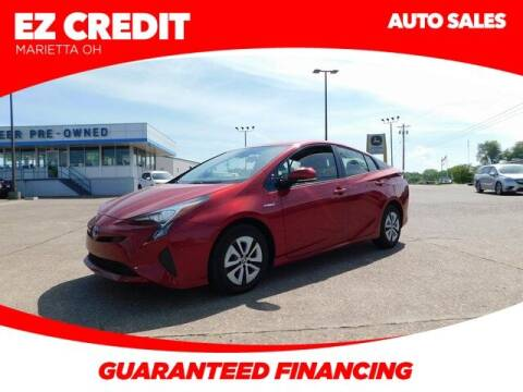 2018 Toyota Prius for sale at Pioneer Family preowned autos in Williamstown WV