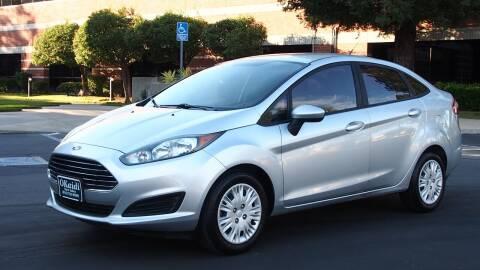 2015 Ford Fiesta for sale at Okaidi Auto Sales in Sacramento CA