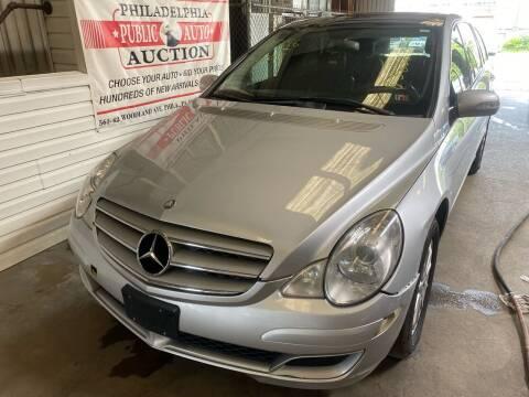 2006 Mercedes-Benz R-Class for sale at Philadelphia Public Auto Auction in Philadelphia PA