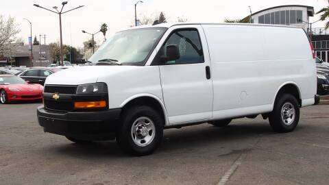 2019 Chevrolet Express Cargo for sale at Okaidi Auto Sales in Sacramento CA