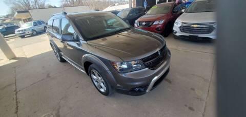 2017 Dodge Journey for sale at Divine Auto Sales LLC in Omaha NE