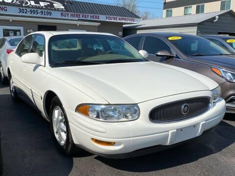 2004 Buick LeSabre for sale at WOLF'S ELITE AUTOS in Wilmington DE