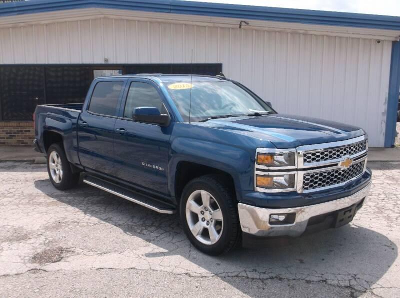 2015 Chevrolet Silverado 1500 for sale at AUTO TOPIC in Gainesville TX