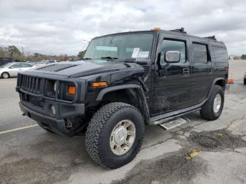 2003 HUMMER H2 for sale at Adams Auto Group Inc. in Charlotte NC