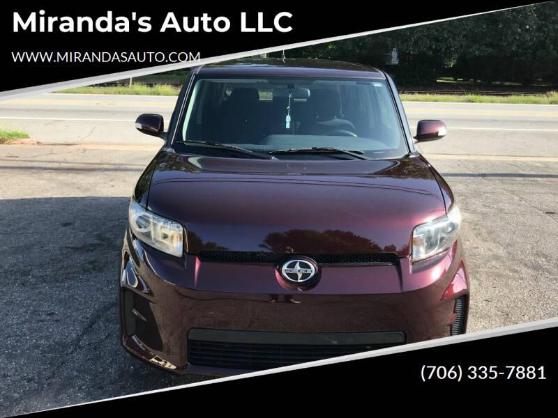 2012 Scion xB for sale at Miranda's Auto LLC in Commerce GA