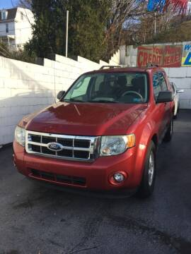 2009 Ford Escape for sale at High Level Auto Sales INC in Homestead PA