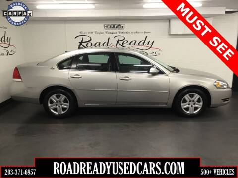 2007 Chevrolet Impala for sale at Road Ready Used Cars in Ansonia CT