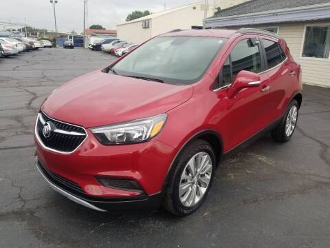 2017 Buick Encore for sale at Larry Schaaf Auto Sales in Saint Marys OH