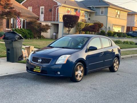 2008 Nissan Sentra for sale at Reis Motors LLC in Lawrence NY