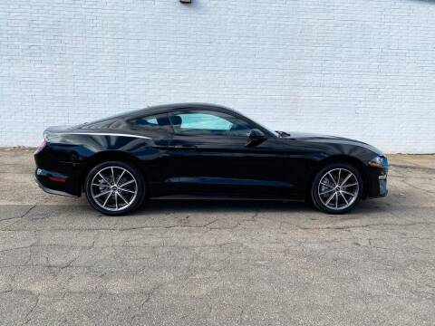 2018 Ford Mustang for sale at Smart Chevrolet in Madison NC