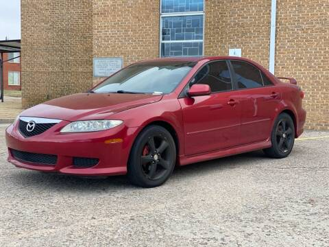 2003 Mazda MAZDA6 for sale at Auto Start in Oklahoma City OK