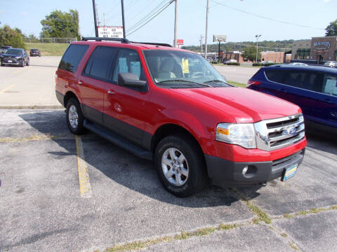 2011 Ford Expedition for sale at Governor Motor Co in Jefferson City MO