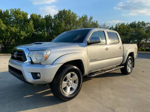 2013 Toyota Tacoma for sale at Triple A's Motors in Greensboro NC