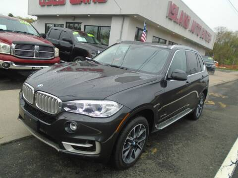 2016 BMW X5 for sale at Island Auto Buyers in West Babylon NY