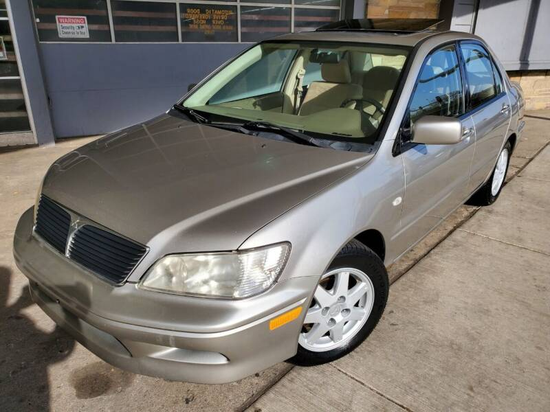 2002 Mitsubishi Lancer for sale at Car Planet Inc. in Milwaukee WI