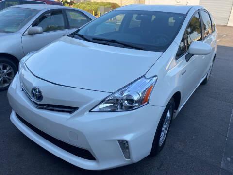 2014 Toyota Prius v for sale at Cars4U in Escondido CA