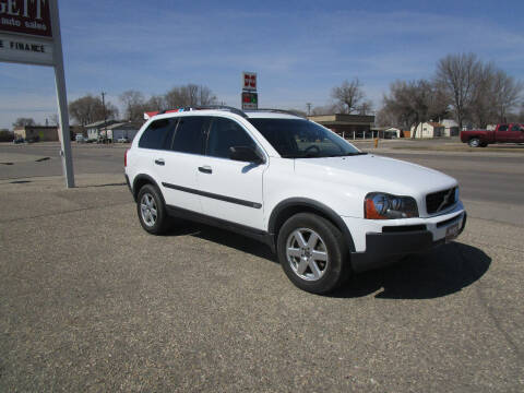 2006 Volvo XC90 for sale at Padgett Auto Sales in Aberdeen SD