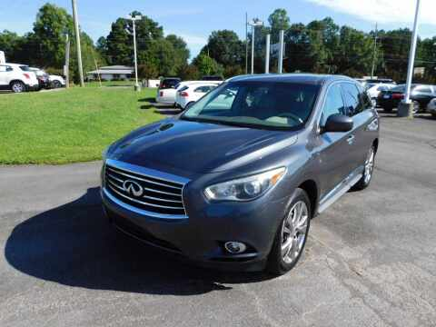 2014 Infiniti QX60 for sale at Paniagua Auto Mall in Dalton GA
